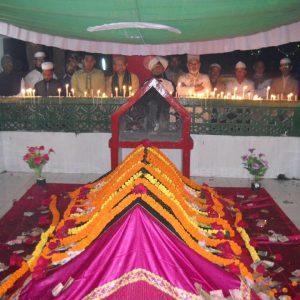 শাহ তাজউদ্দিন কোরেশী (রঃ)দরগাহ।