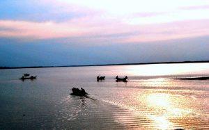 সুরমা নদী বাংলাদেশ-ভারতের একটি আন্তঃসীমান্ত নদী।