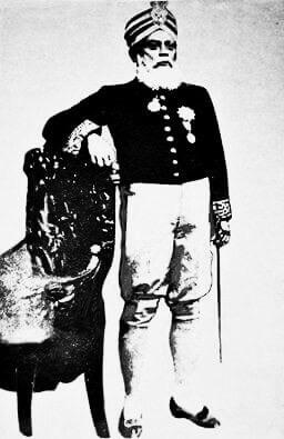 ১৯২১ সালে অবিভক্ত বাংলার সংস্কারকৃত লেজিসলেটিভ কাউন্সিলের প্রথম ভারতীয় মুসলিম প্রেসিডেন্ট