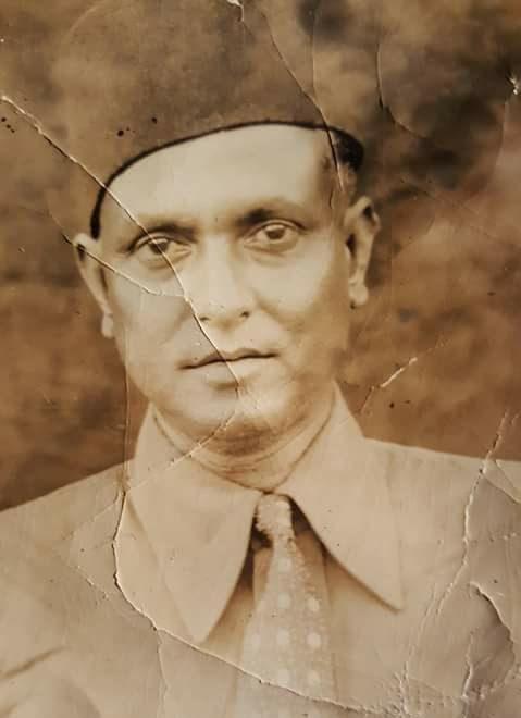 সৈয়দ উবেদুর রহমান