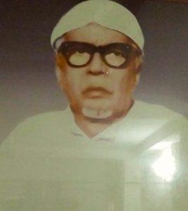 সৈয়দ মােহাম্মদ মদরিস আলী (রহঃ)-(১৮৯০-১৯৭৪ খ্রিস্টাব্দ)